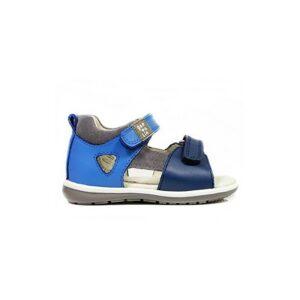 Sandalia jeans/azul cierre velcro