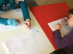 trabajar escritura en casa niños de 5 años coronavirus yo me quedo en casa