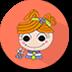 logo zapatería infantil online Pequitas