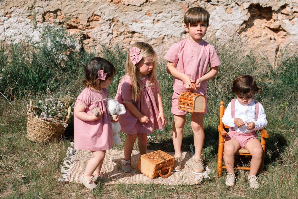 managua peques coleccion completa con calzado pequitas