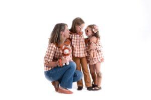 colección Provenza ropa igual madres e hijas