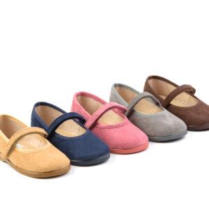 mercedita serratex basico con velcro zapato respetuoso